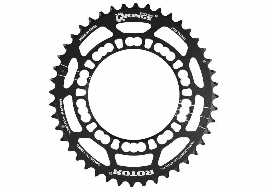 Rotor Kettenblatt »Q-Ring Kettenblatt außen 110 mm 5-Arm«