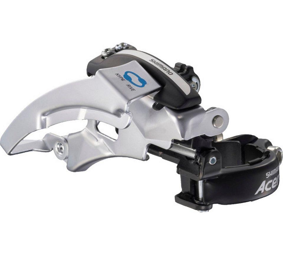 Shimano Schaltung »Acera FD-M360 Umwerfer 7/8-fach Schelle Dual-Pull«
