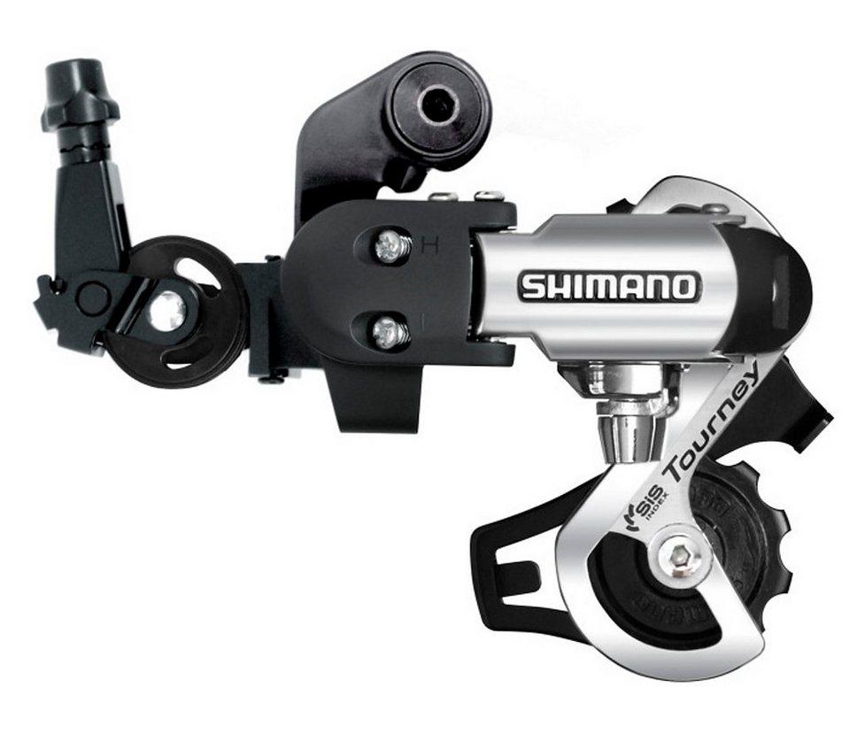 Shimano Schaltung »Tourney RD-FT55 Schaltwerk 6/7-fach mit Adapter«