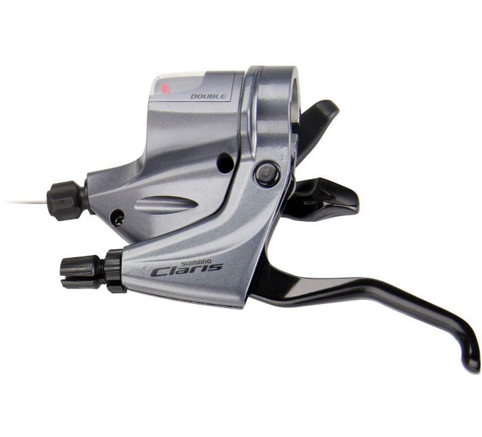 Shimano Schaltung »Claris ST-R240/243 Schalt-/Bremshebel 2-fach 2,5«