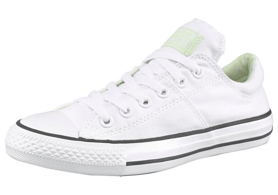 Converse Madison Canvas Sneaker in Weiß