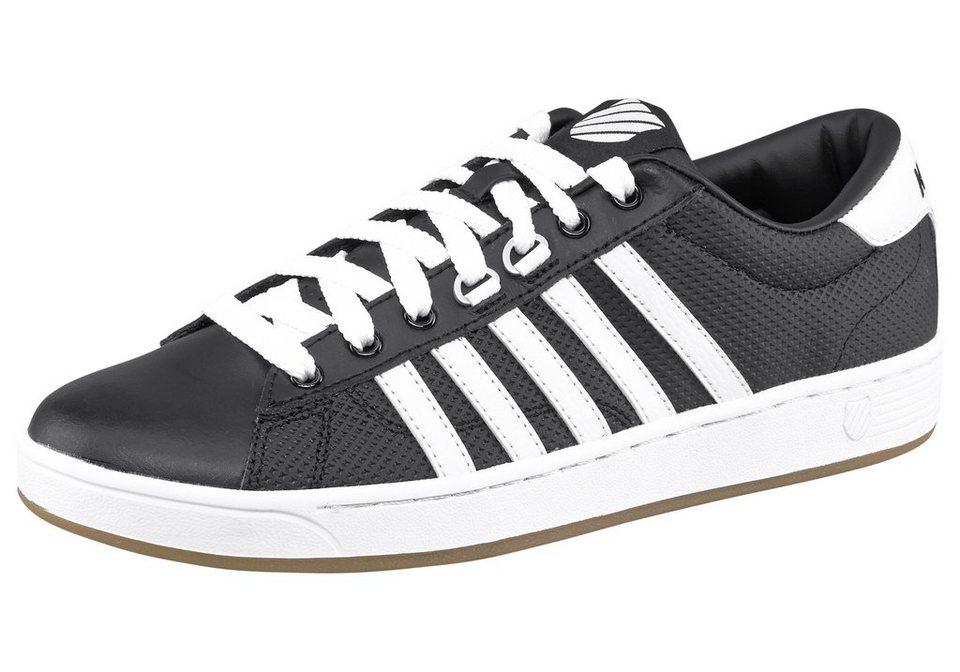 K-Swiss Hoke EQ CMF Sneaker in Schwarz-Weiß