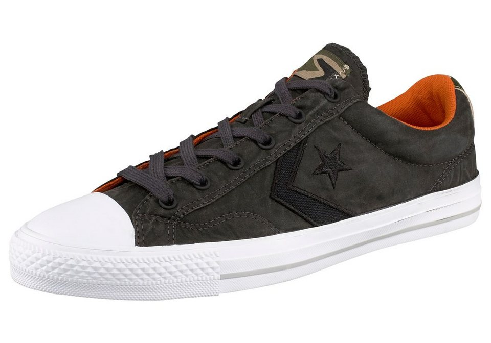 Converse Cons Star Player Ox Sneaker in Anthrazit