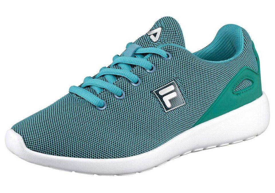 Fila Fury Run Women Sneaker in Türkis