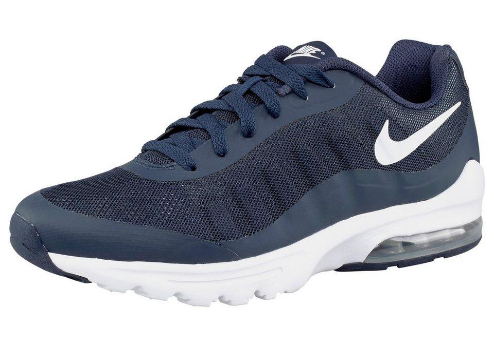 Nike »Air Max Invigor« Sneaker in dunkelblau-weiß