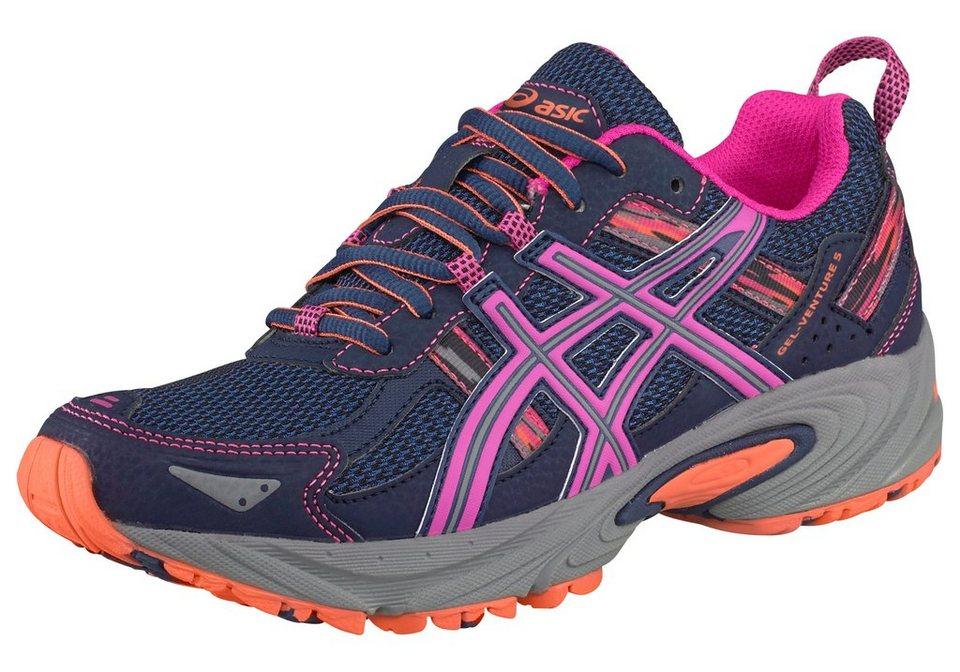 Asics Gel-Venture 5 Laufschuh in Blau-Pink