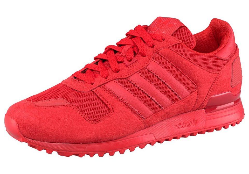 adidas Originals ZX 700 Sneaker in Rot