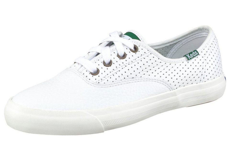 Keds Trumph Per Sneaker in Weiß