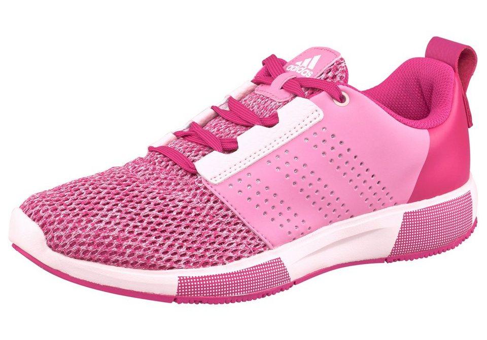 adidas Performance Madoru 2 W Laufschuh in Pink-Weiß