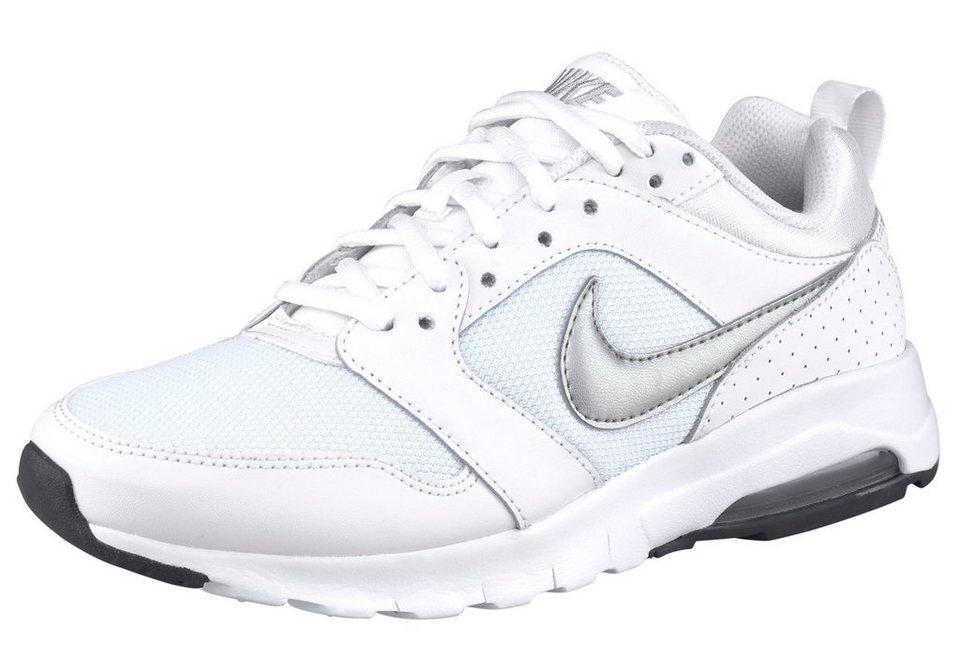 Nike Air Max 16 Wmns Sneaker in Weiß-Silberfarben