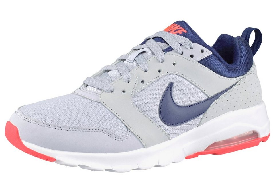 Nike Air Max 16 Sneaker in Grau-Royalblau