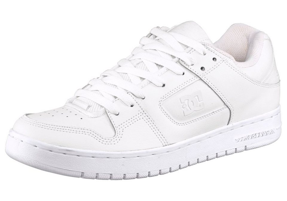 DC Shoes Pure SE Manteca Sneaker in Weiß