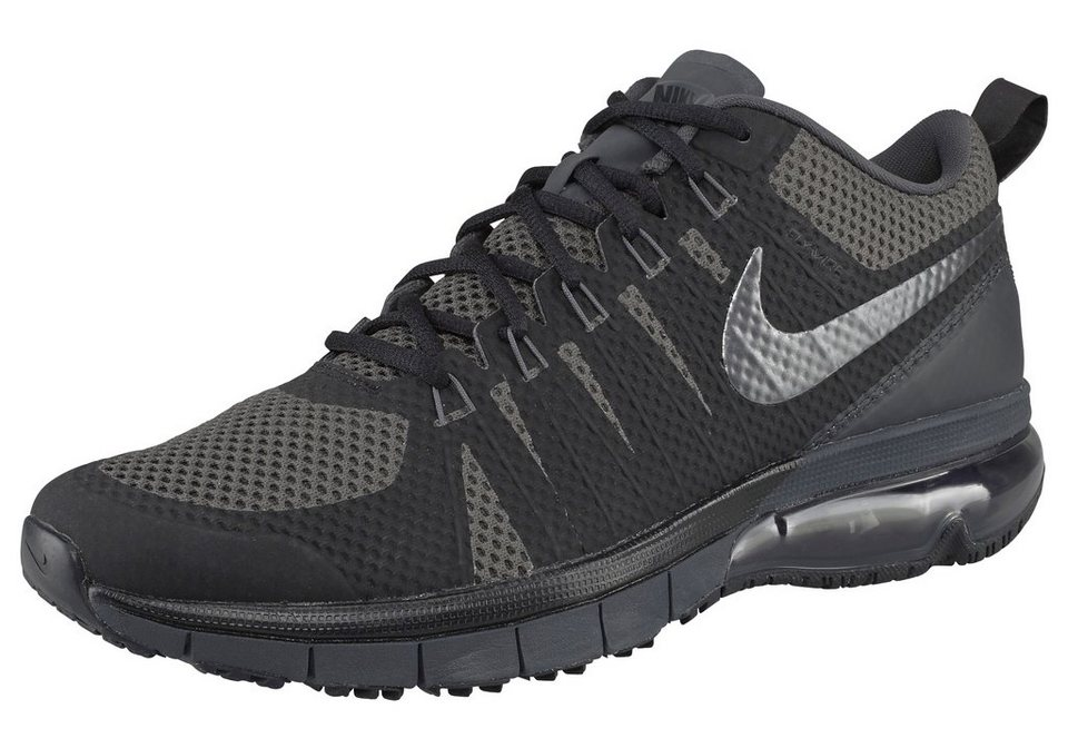Nike Air Max TR180 Trainingsschuh in Anthrazit-Schwarz