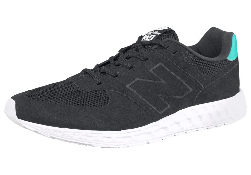 New Balance Fresh Foam MFL574 Sneaker in Schwarz