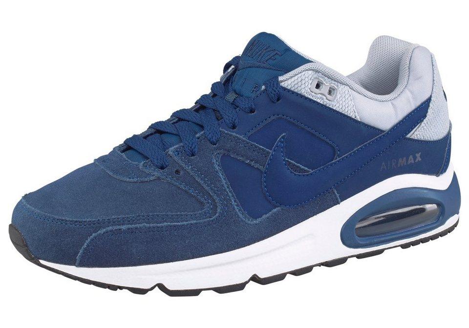 Nike Sportswear Sneaker »Air Max Command Leather« in royalblau-grau