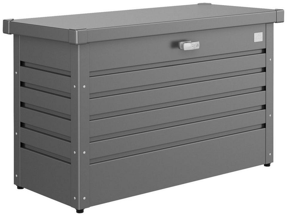 Aufbewahrungsbox »100« in grau