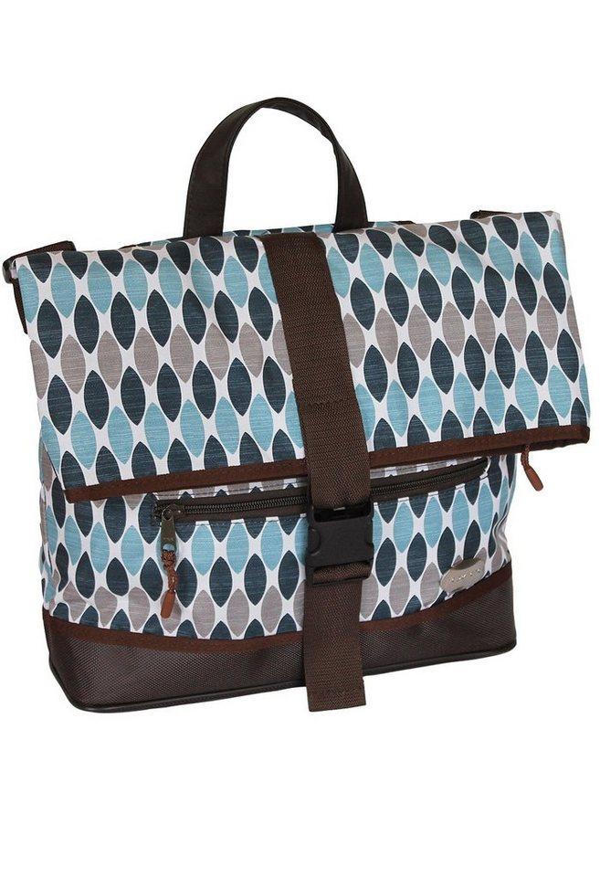 Haberland Gepäckträgertasche, »Melanie«