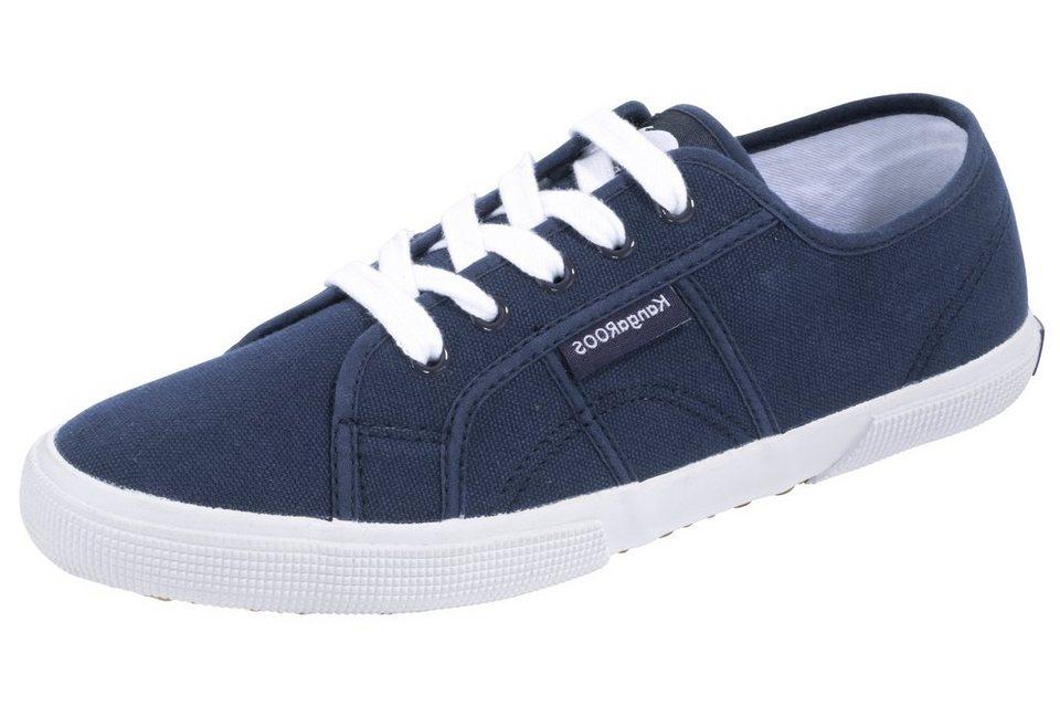 Sneaker von KANGAROOS in marine