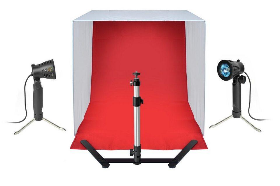 Bresser Fotostudio »BRESSER BR-2118B Produktaufnahme-Set 60x60x60cm«