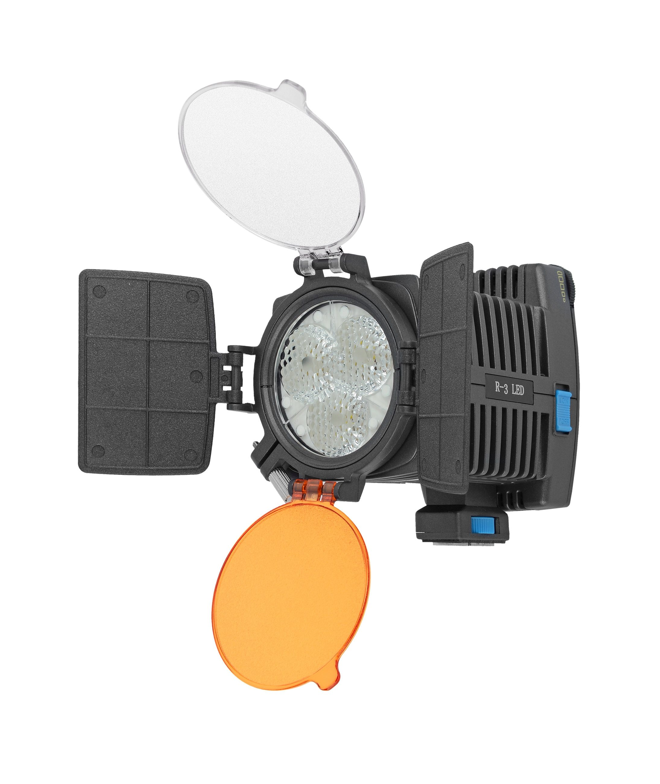 BRESSER Fotostudio »BRESSER S-3 Video-Beleuchtung LED 3x4W«