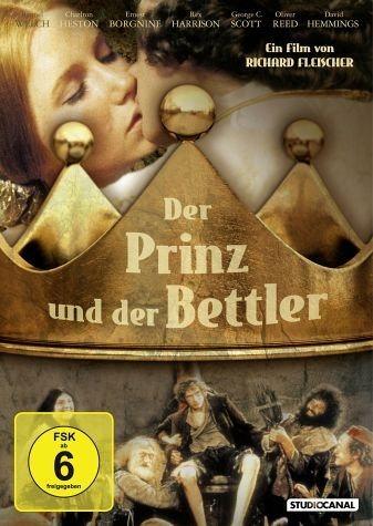 DVD »Der Prinz und der Bettler«