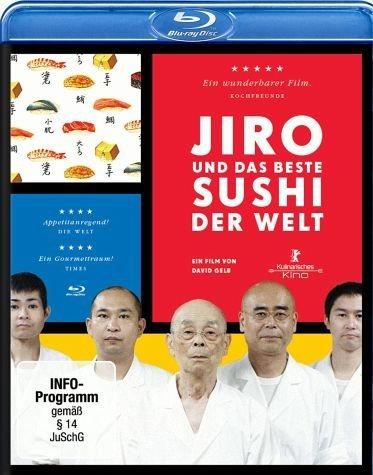 Blu-ray »Jiro und das beste Sushi der Welt«