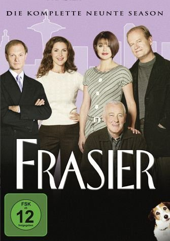 DVD »Frasier - Die neunte Season (4 Discs)«