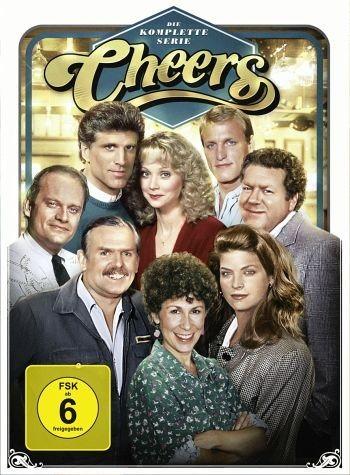 DVD »Cheers - Die komplette Serie (43 Discs)«