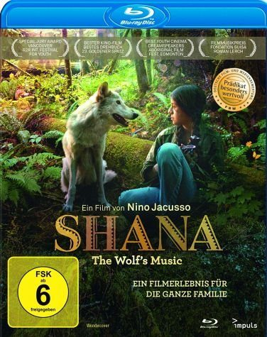 Blu-ray »Shana - The Wolf's Music«