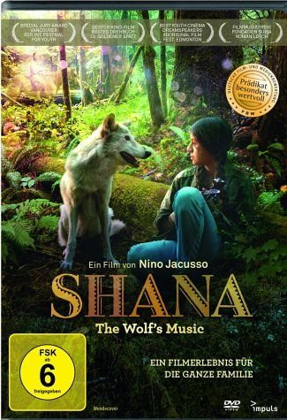 DVD »Shana - The Wolf's Music«