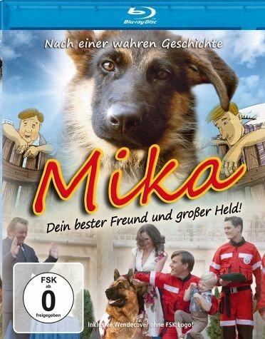 Blu-ray »Mika - Dein bester Freund und großer Held!«