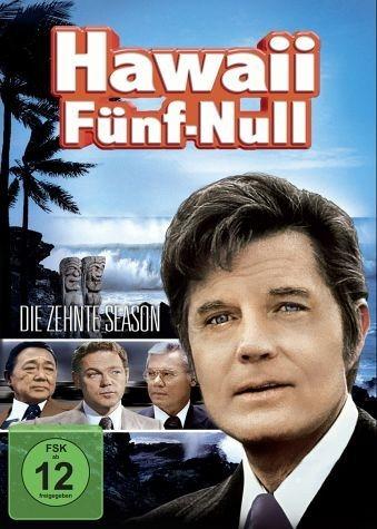 DVD »Hawaii Fünf-Null - Die zehnte Season (6 Discs)«