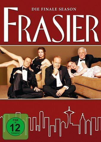 DVD »Frasier - Die elfte Season: Die finale Season...«