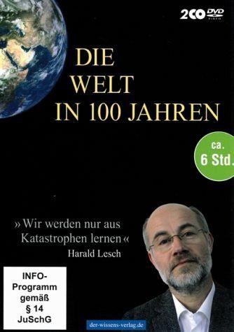 DVD »Die Welt in 100 Jahren (2 Discs)«