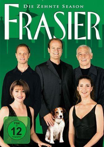DVD »Frasier - Die zehnte Season (4 Discs)«