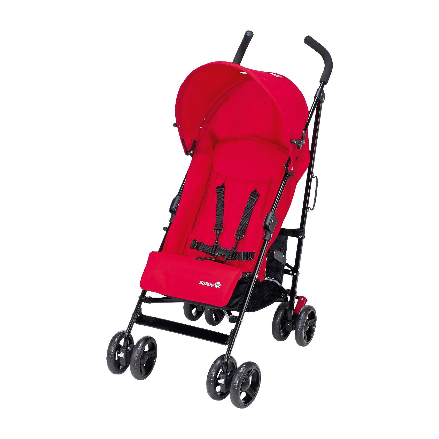 Safety 1st Buggy Slim inkl. Sonnenverdeck, plain red, 2017