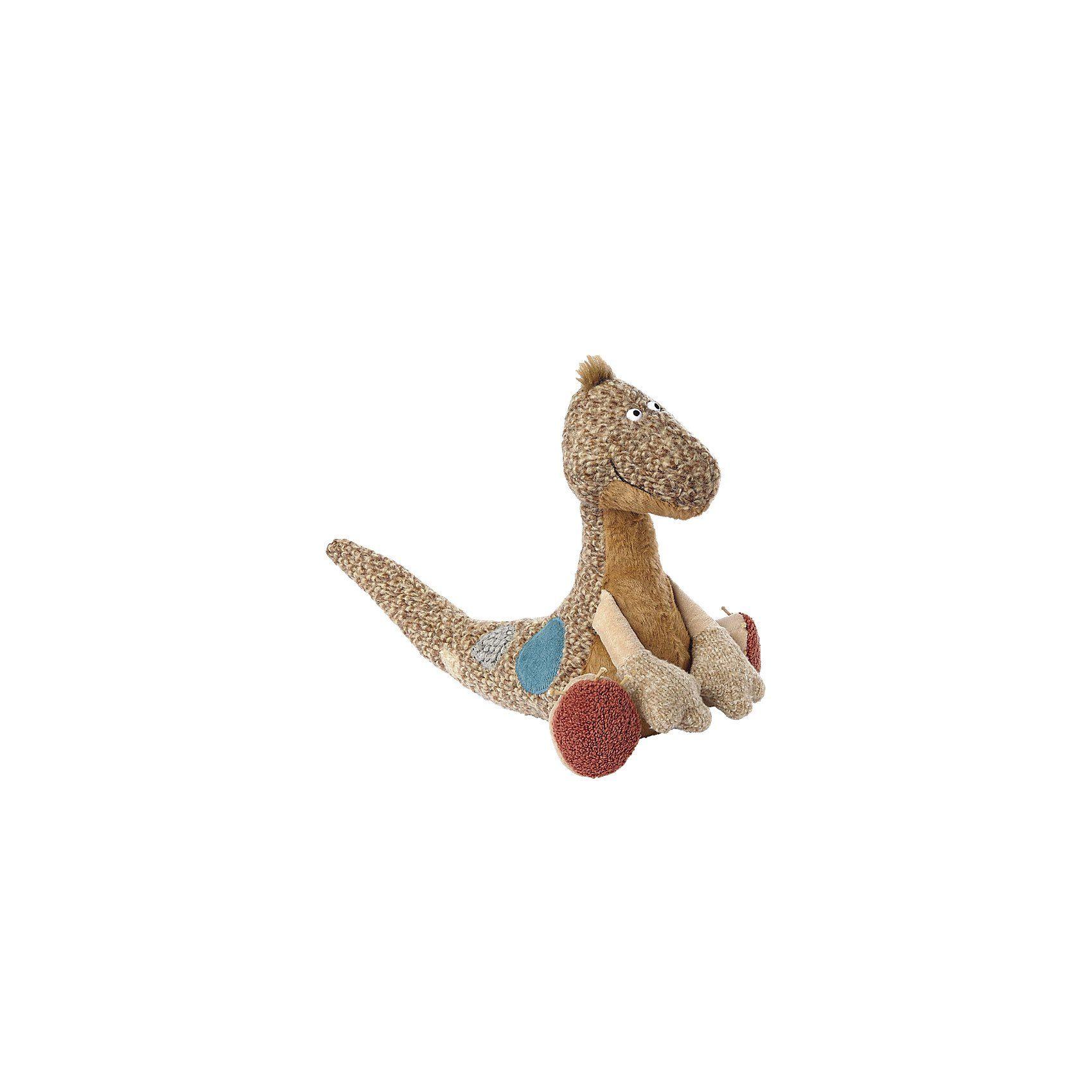 sigikid Sweety - Brontosaurus, Dinosaurier, 26cm (38556)