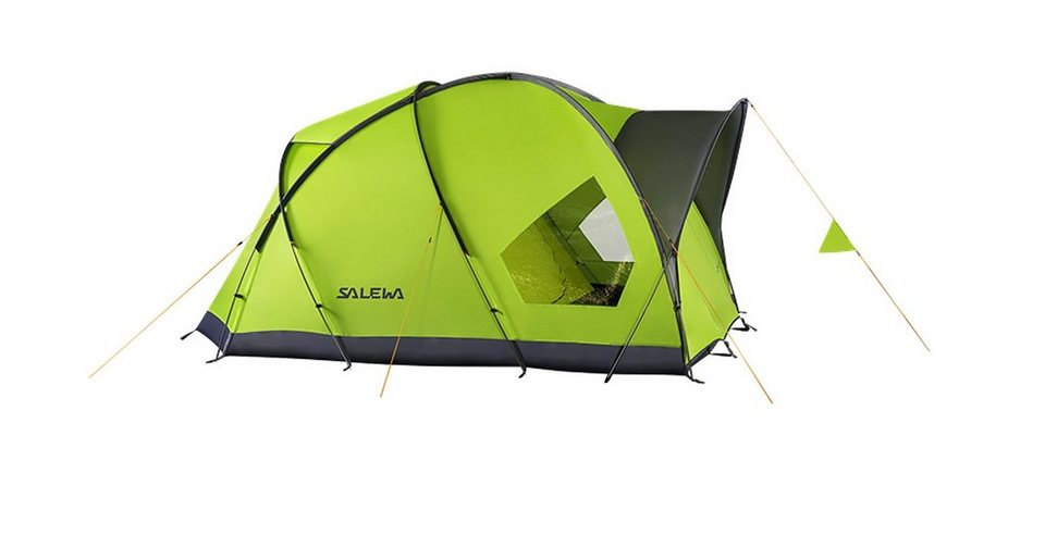 Salewa Zelt »Alpine Hut IV Tent« in grün