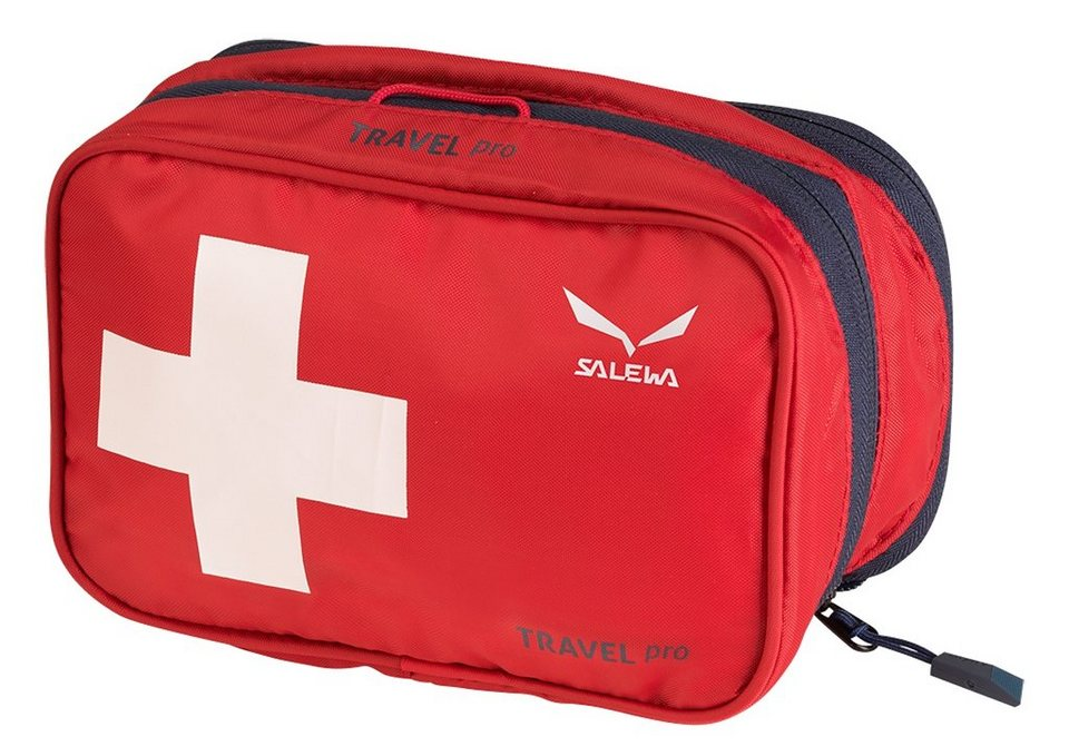 Salewa Reiseapotheke »Travel Pro First Aid Kit« in rot