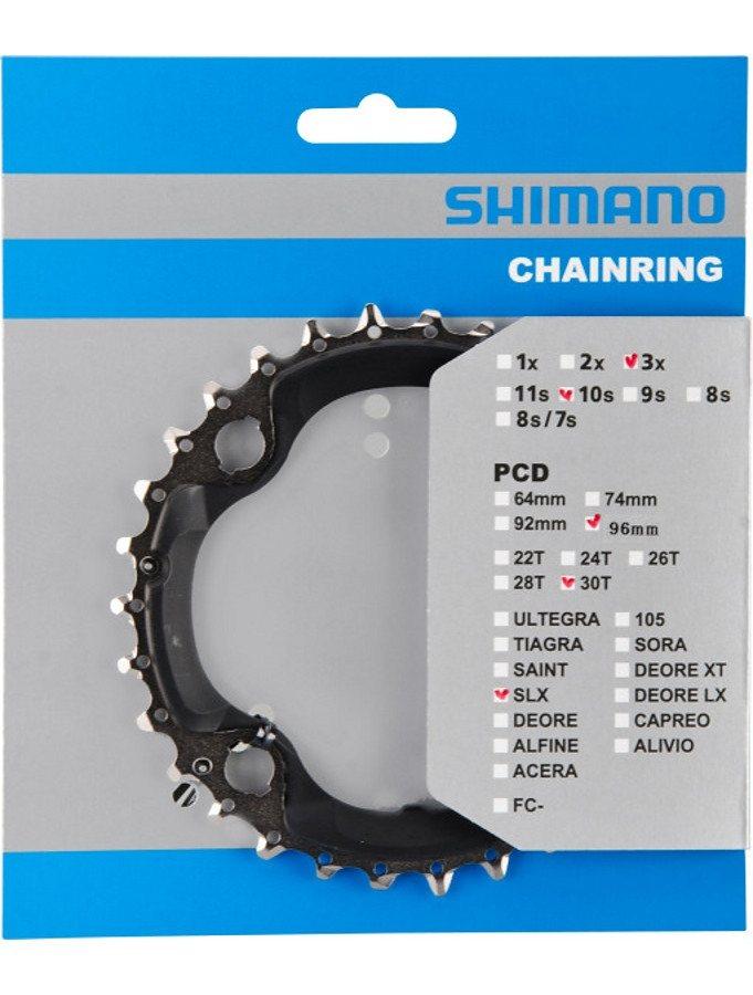 Shimano Kettenblatt »SLX FC-M672/FC-M622 Kettenblatt AN 96 mm«