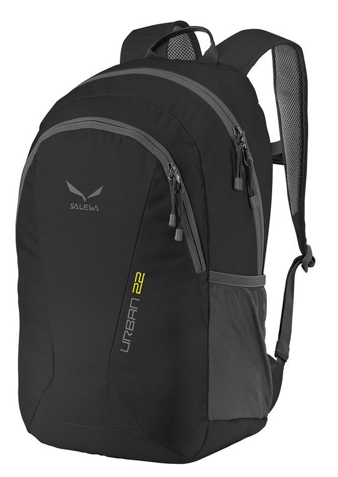 Salewa Sport- und Freizeittasche »Urban 22 Daypack« in schwarz
