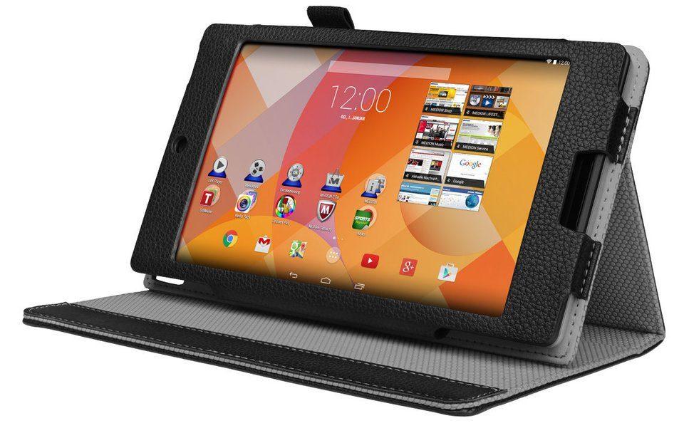 MEDION® Tablet Tasche »Folio Tasche für LIFETAB® P7331, P7332«