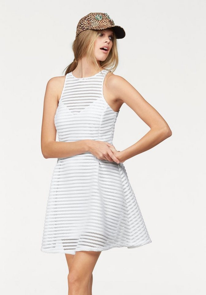Guess Minikleid »Carol« in weiß