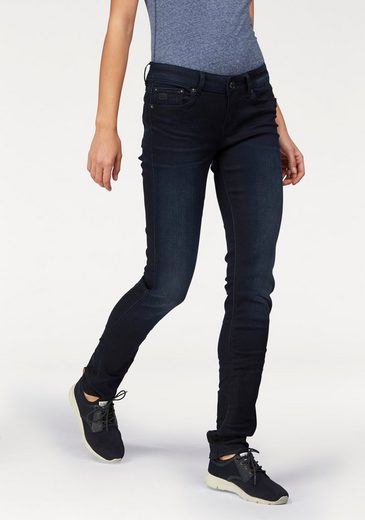 G-Star RAW Skinny-fit-Jeans »3301 contour high skinny« mit hoher Taille