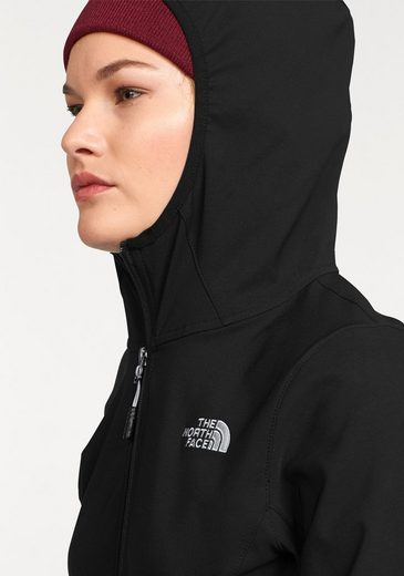 The North Face Softshelljacke NIMBLE HOODIE, 4-Wege-Stretch
