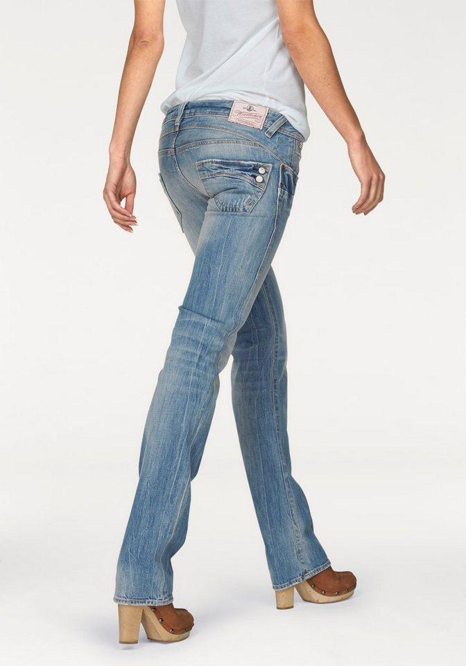 herrlicher gerade jeans piper online kaufen otto. Black Bedroom Furniture Sets. Home Design Ideas