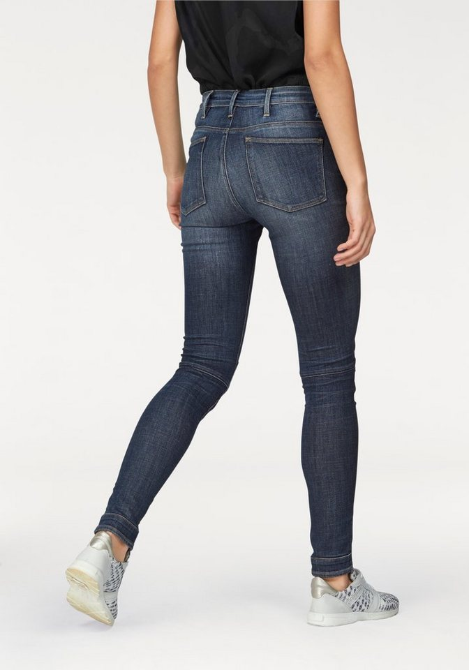 G-Star Röhrenjeans »5620 Ultra High Super Skinny« mit extra hoher Taille in medium-aged