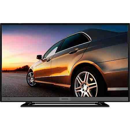 Grundig 32 VLE 5500 BG, LED Fernseher, 80 cm (32 Zoll), HD-ready 720p