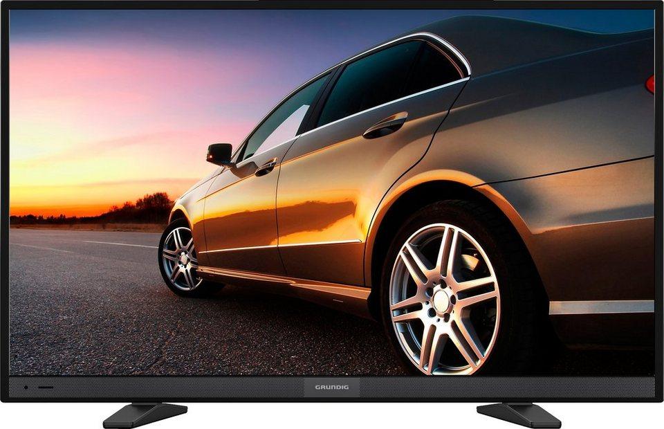 Grundig 48 VLE 6520 BL, LED Fernseher, 121 cm (48 Zoll), 1080p (Full HD), Smart-TV in schwarz
