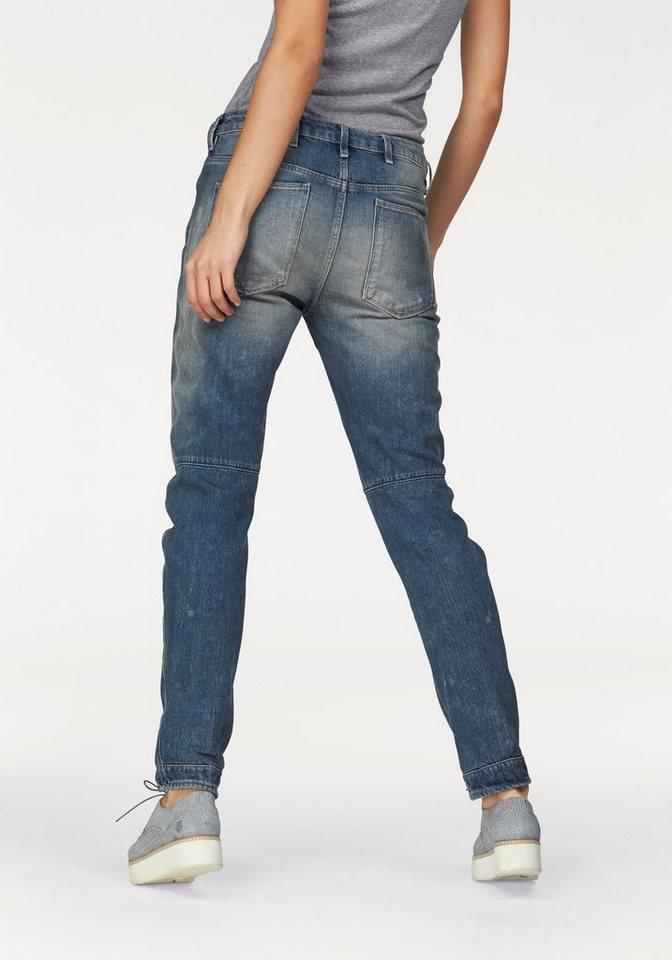 G-Star Boyfriend-Jeans »5620 3D Low Boyfriend« im trendy Vintage-Look in medium-aged-scatter